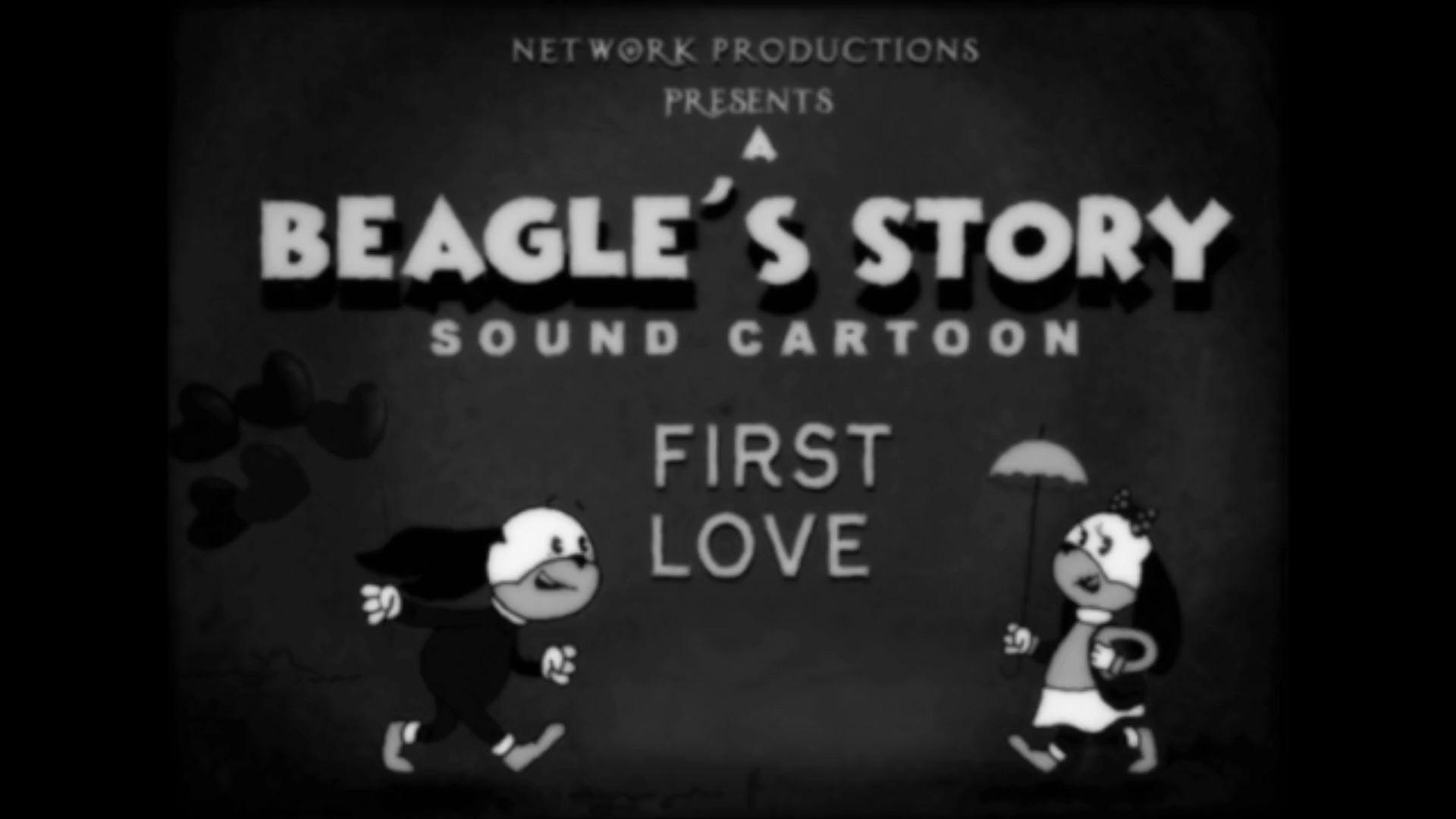 Illustration of Cartoon title frame