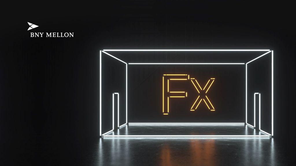 3D animation of fluroscent tubes in dark room